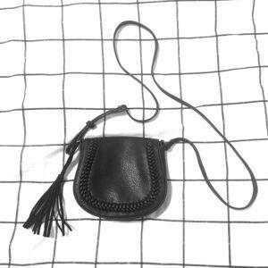 Lucky Brand Black Crossbody Bag